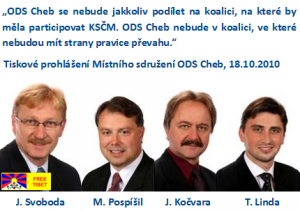 ODS Cheb2010