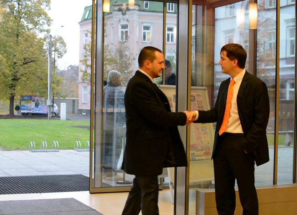 Filip Kadlec vstoupil loni do politiky uzavřením koalice s ČSSD a komunisty