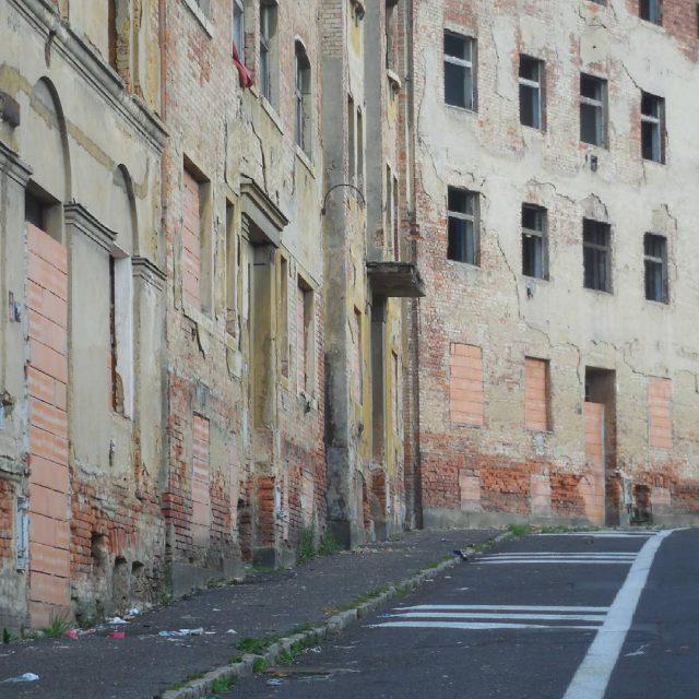 Wolkerova ulice cheb